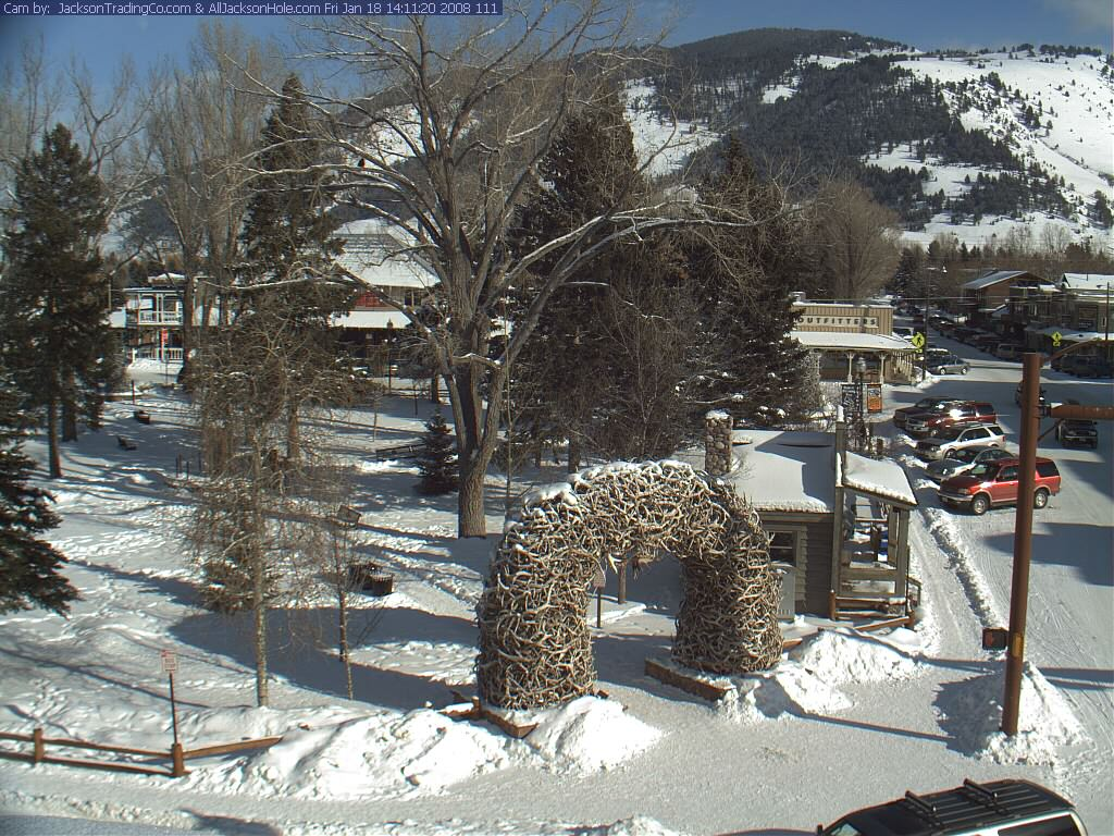Netcam xl sample images for Towns near jackson hole wyoming